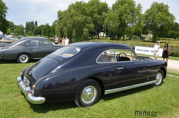 Bentley Mark VI Cresta 1948 2