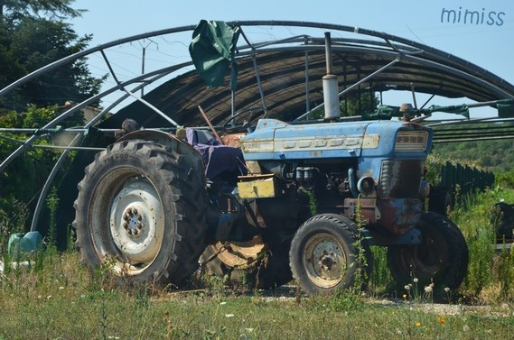 Ford tracteur