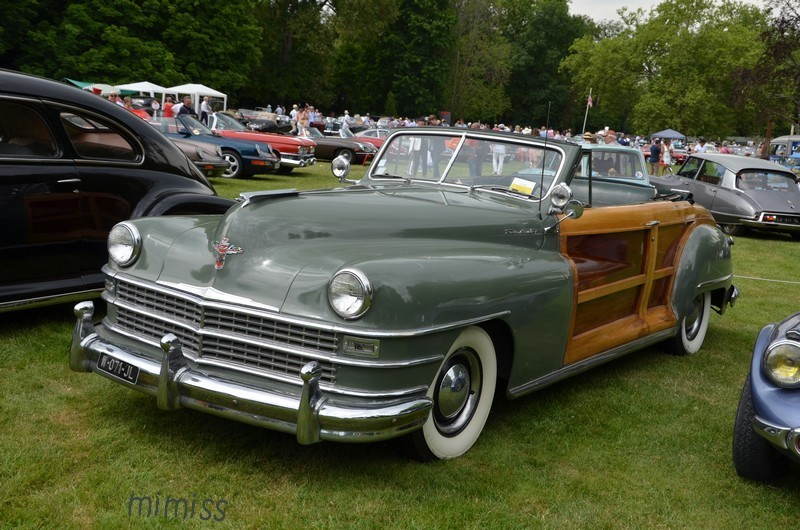 Chrysler Windsor Town&Country Convertible