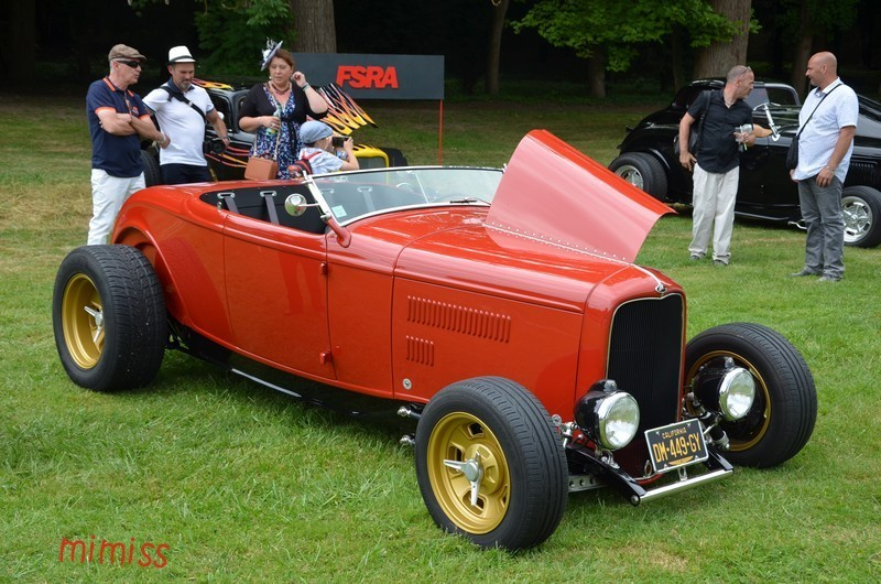 Ford A Roadster 1
