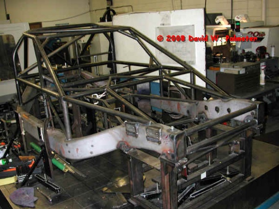 chassis 08 construction 1 C5R-008-01