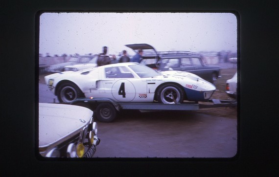 Transporteur - Remorque - X - 1969 - Montlhéry Ford GT 40 Martin-Piot - 100 (2)