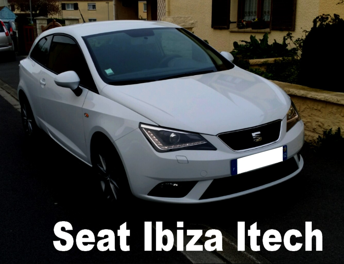 pr sentation de ma new seat ibiza itech 1 2 tsi 105 ch ibiza seat forum marques. Black Bedroom Furniture Sets. Home Design Ideas