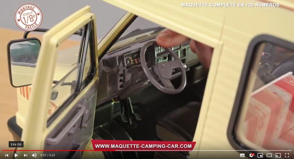 FireShot Screen Capture #036 - 'Camping-Car Pilote R 570 CE 20s I Hachette Collections - YouTube' -