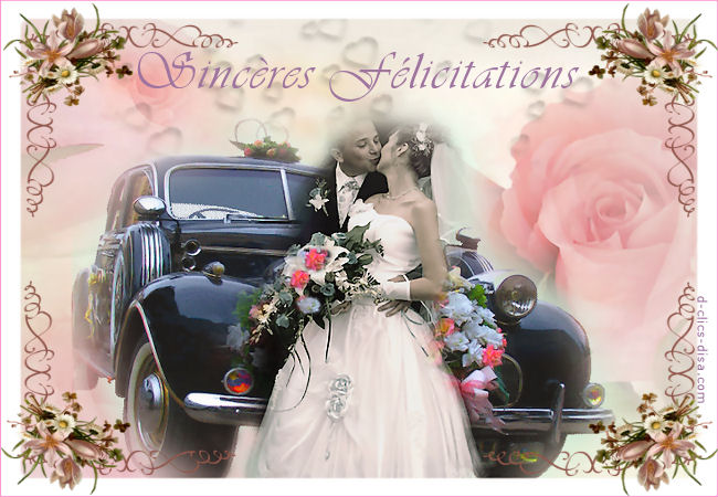 carte felicitations mariage 11 d clics disa vari nano184 photos club. Black Bedroom Furniture Sets. Home Design Ideas
