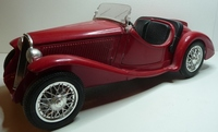 Fiat 508 III Coupe d'or
