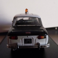 Renault 8 Police 1965