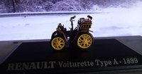 Renault type A 1899 - 5