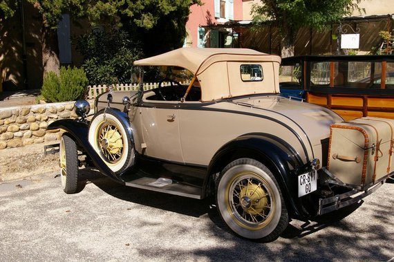 Ford Type A 1931