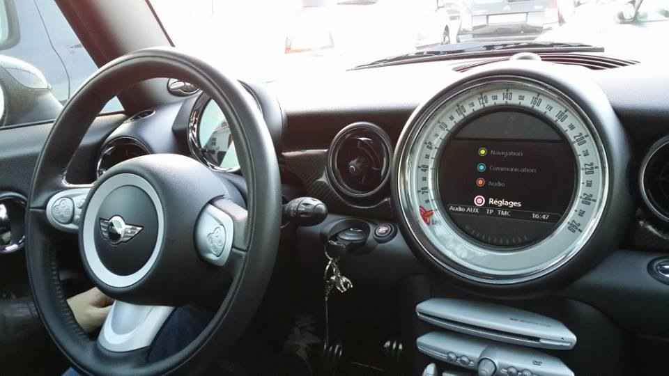 mini jcw 211 r56 pr sentation john cooper works mini forum marques. Black Bedroom Furniture Sets. Home Design Ideas