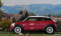 Mini Paceman - Welly - 1