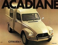 Catalogue Acadiane 1978 -1