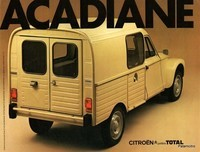 Catalogue Acadiane 1978 -2