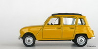 Renault 4- Welly - 1.60 - 3