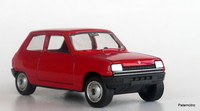 Renault 5 - Welly - 1.60 - 1