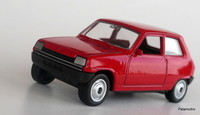 Renault 5 - Welly - 1.60 - 2