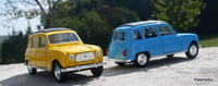 Renault 4 - Welly - 1.32 - 3