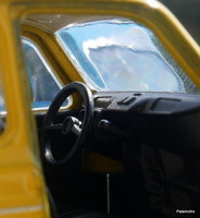 Renault 4 - Welly - 1.32 - 4