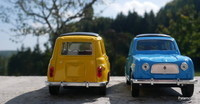 Renault 4 - Welly - 1.32 - 2