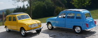 Renault 4 - Welly - 1.32 - 1