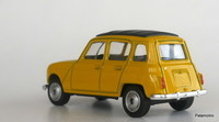 Renault 4- Welly - 1.60 - 2