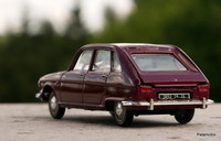 Renault 16 1965 70 - Norev Collection Renault # - 3