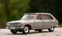 Renault 16 - Dinky Toys France # 537 - 1