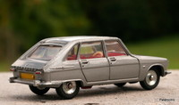 Renault 16 - Dinky Toys France # 537 - 2