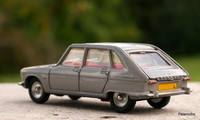 Renault 16 - Dinky Toys France # 537 - 3