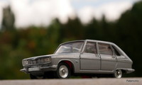 Renault 16 - Dinky Toys France # 537 - 4