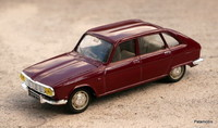 Renault 16 1965 70 - Norev Collection Renault # - 2