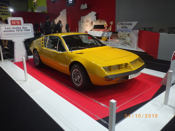Alpine A 310 4 cylindres
