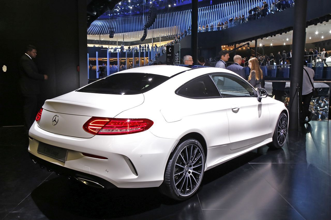 C Coupe 2015