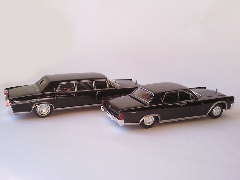 1964 lincoln continental james bond les voitures de james. Black Bedroom Furniture Sets. Home Design Ideas