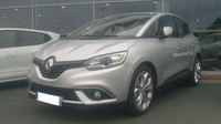 Renault . 2016 Scenic Business gris
