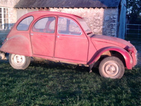 Restauration 2cv6 raid restaurations anciennes forum collections - Forum auto restauration ...