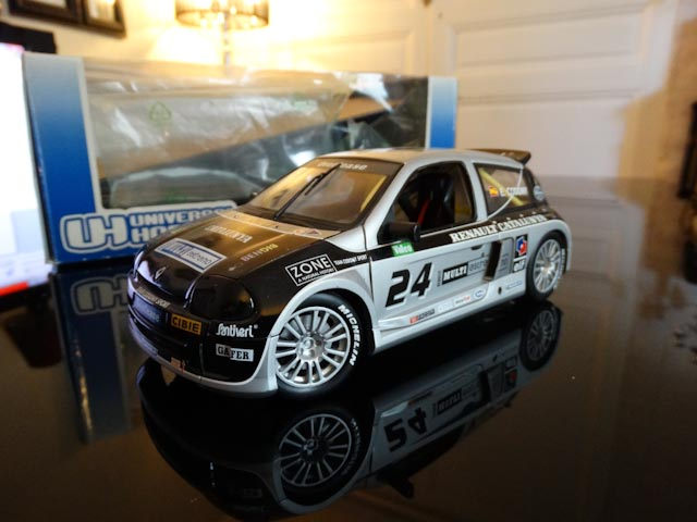 Renault Clio V6 Cup Universal Hobbies