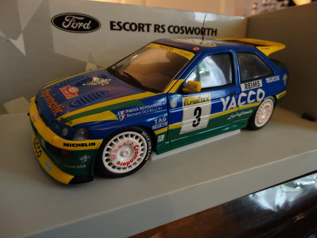 Frod Escort RS Cosworth Rallye UT Model