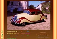 panhard Berline Dynamic Panoramique  SS  1938