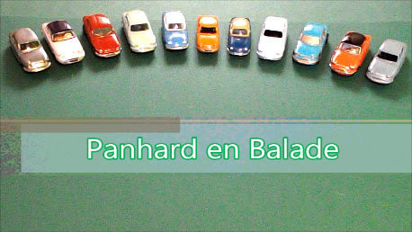 Séance photos Panhard