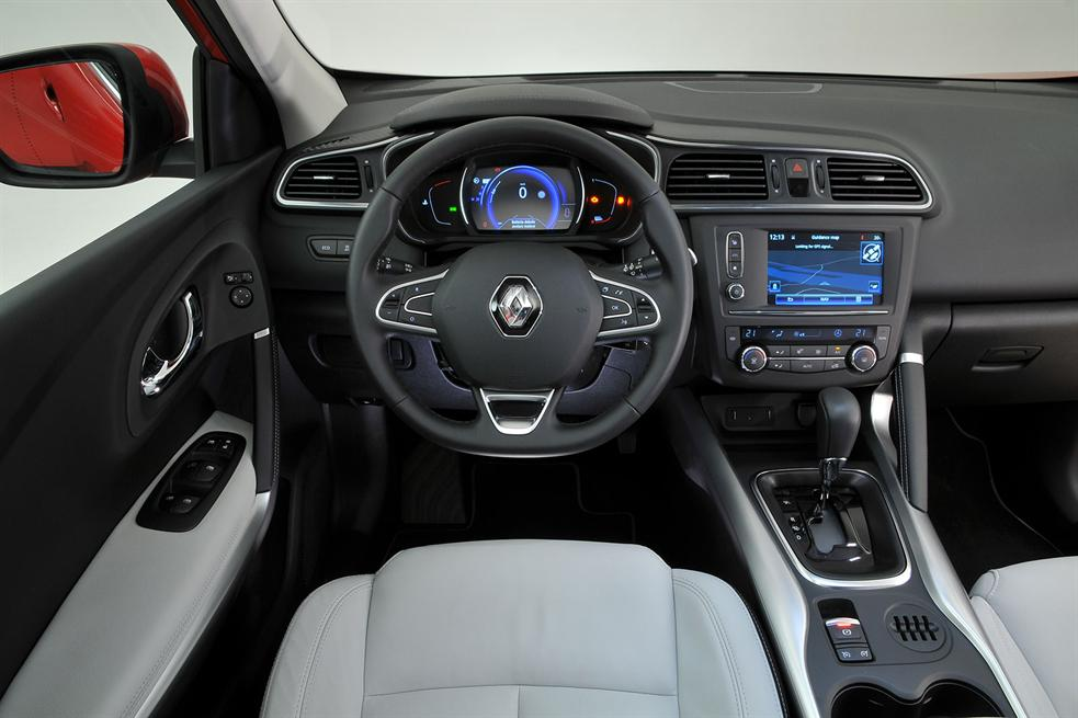 Renault kadjar topic officiel page 61 kadjar for Interieur kadjar