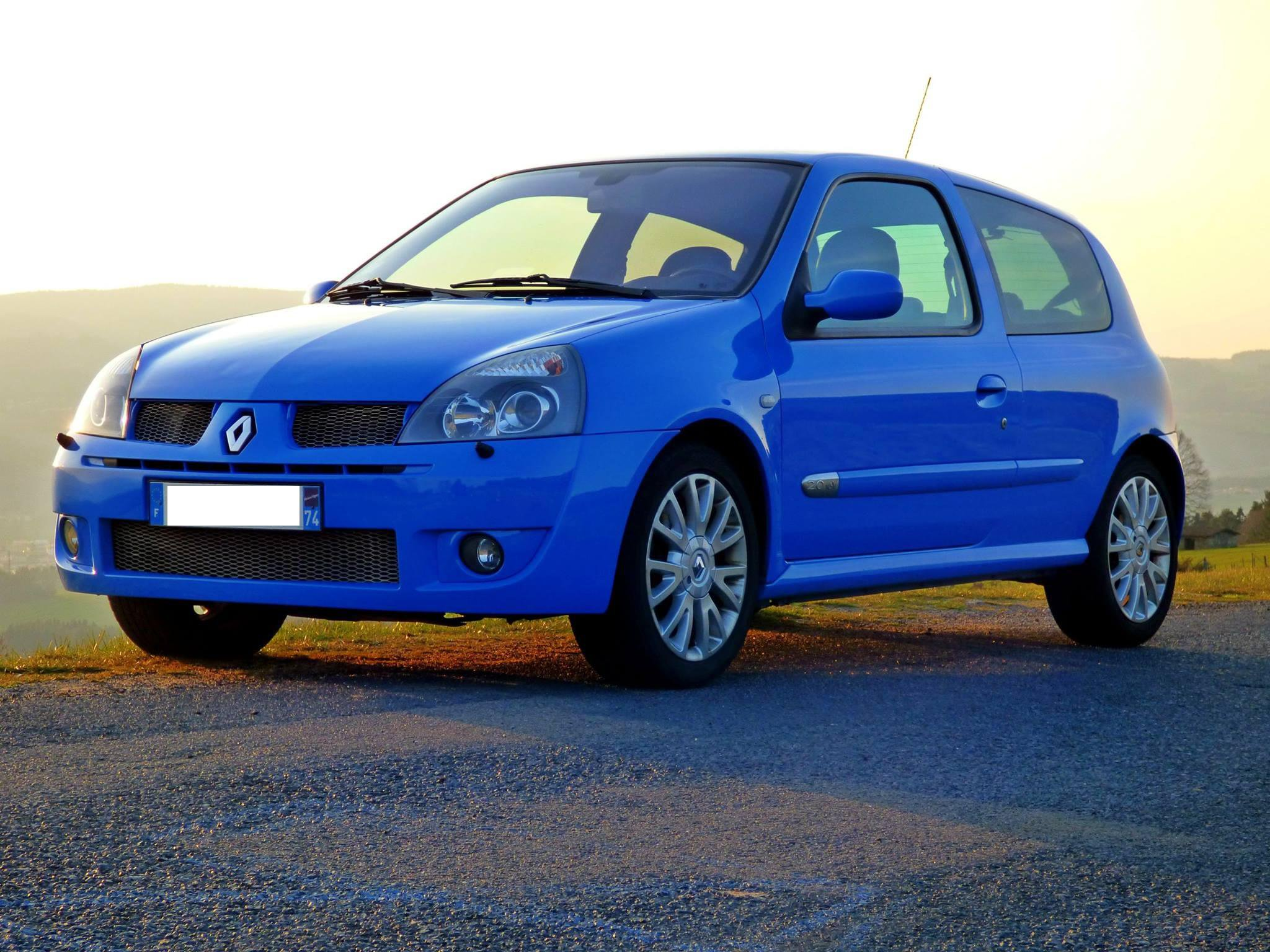 clio 2 rs phase 3 bleu dynamo f1 team clio clio rs renault forum marques. Black Bedroom Furniture Sets. Home Design Ideas
