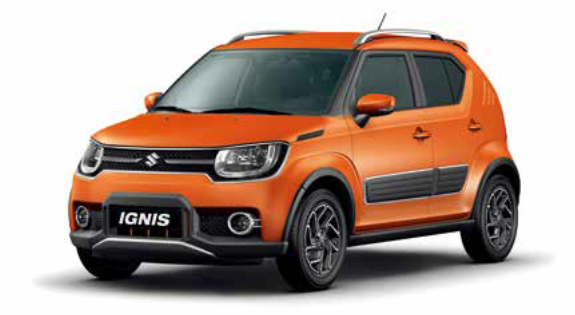 suzuki ignis 2016 topic officiel page 17 ignis suzuki forum marques. Black Bedroom Furniture Sets. Home Design Ideas