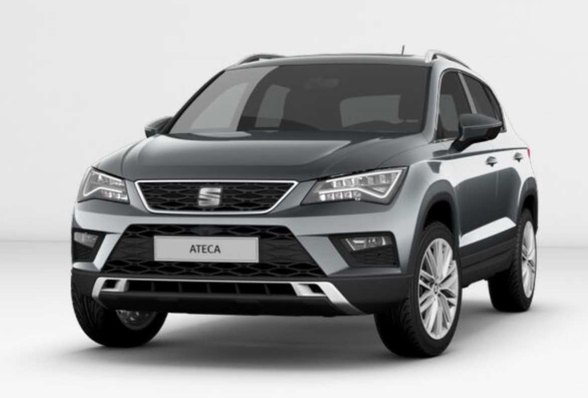 ateca xcellence 1 4 tsi 150 dsg gris rodium pr sentation ateca seat forum marques. Black Bedroom Furniture Sets. Home Design Ideas