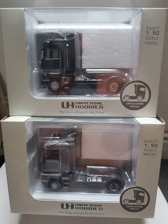2 camions uh