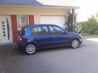 Clio II DCI 260 000 kms