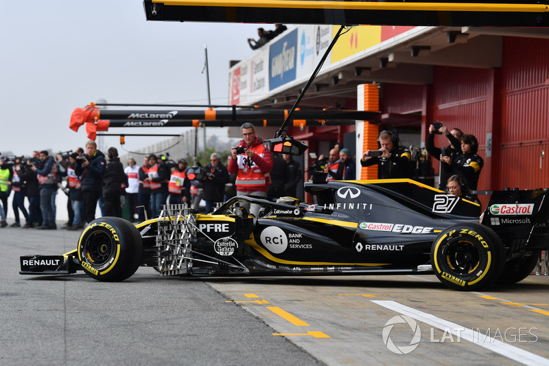 Renault Sport F1-Team-RS18