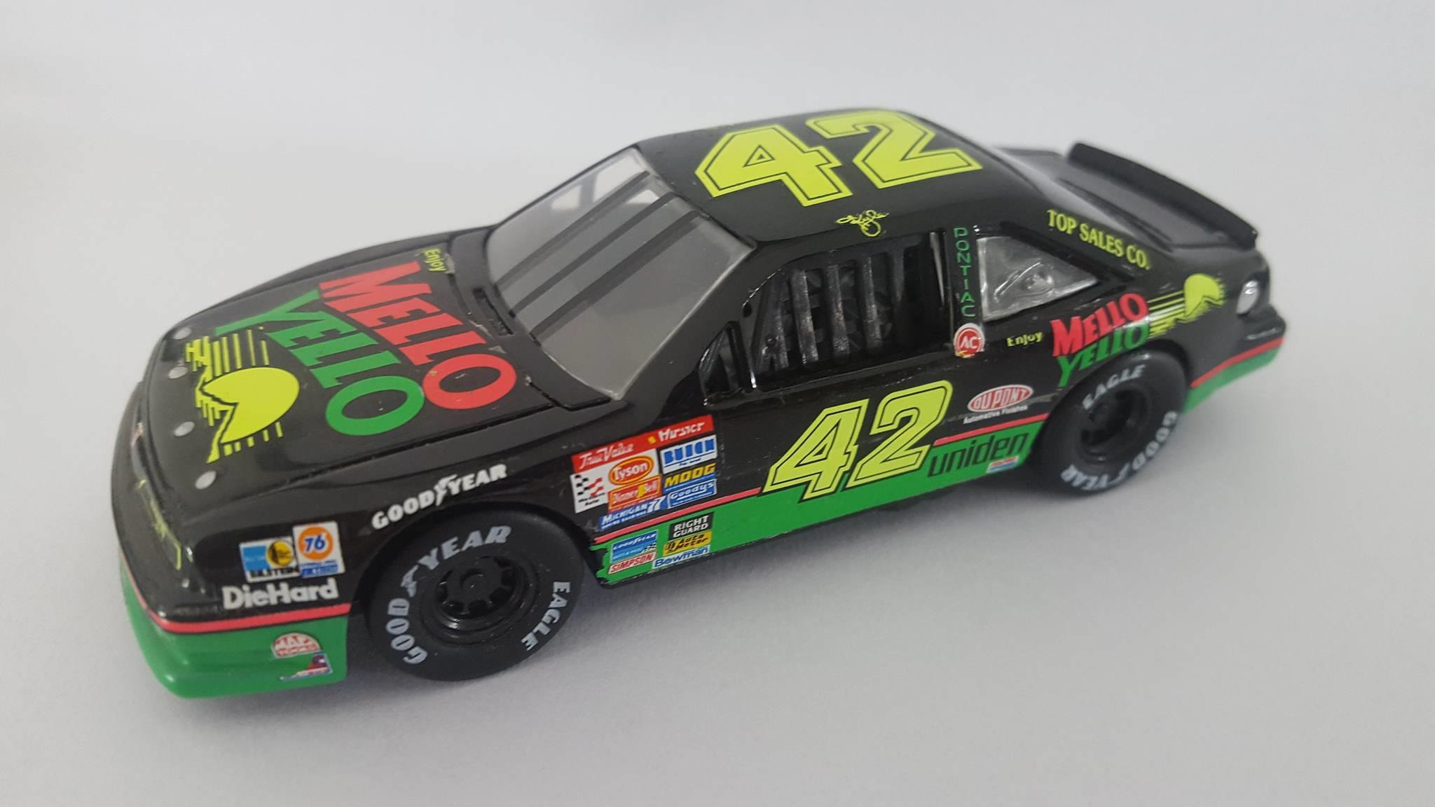 1992 - Pontiac Grand Prix - #42 - Mello Yello - Kyle Petty