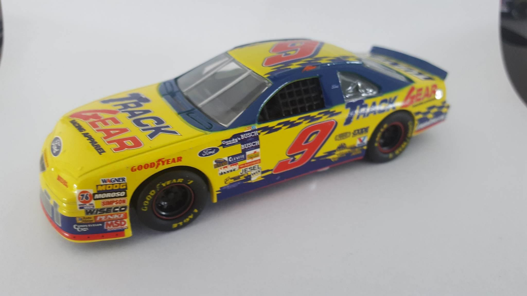 1997 - Ford Thunderbird - #9 - Track Gear - Jeff Burton