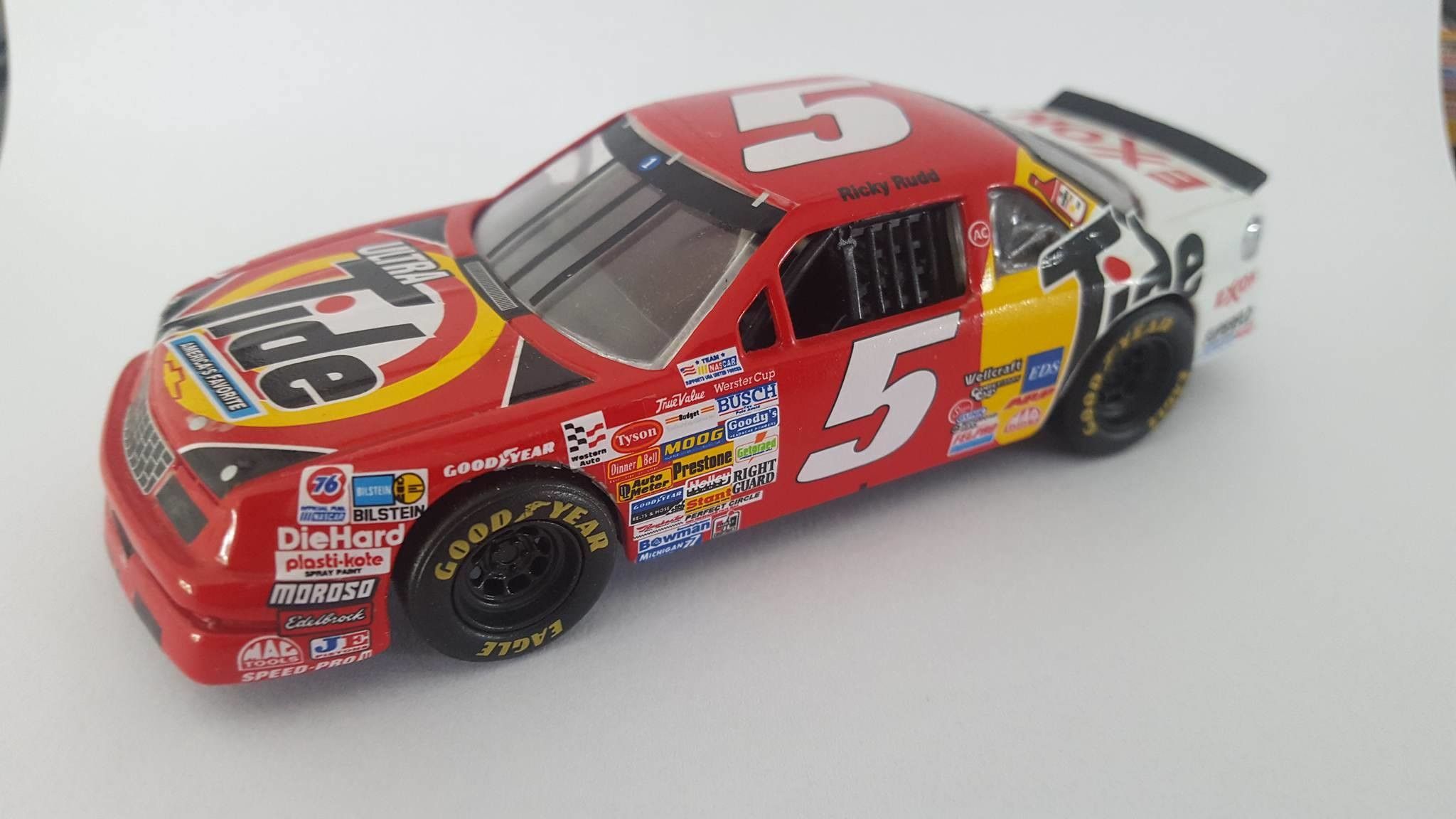 1993 - Chevrolet Lumina - #5 - Tide - Ricky Rudd